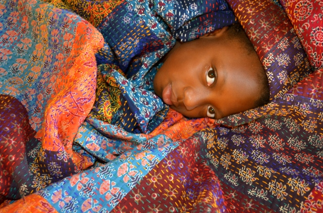 nic in quilt