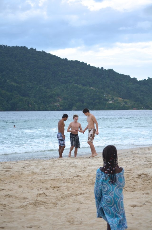 nic left out at maracas