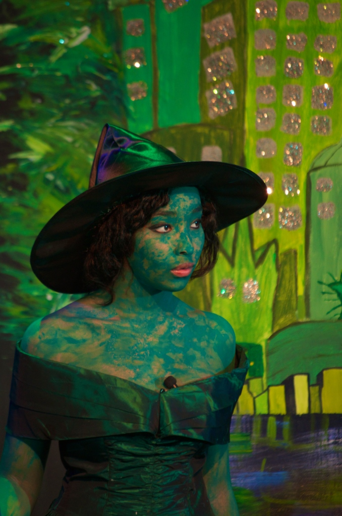wicked witch green