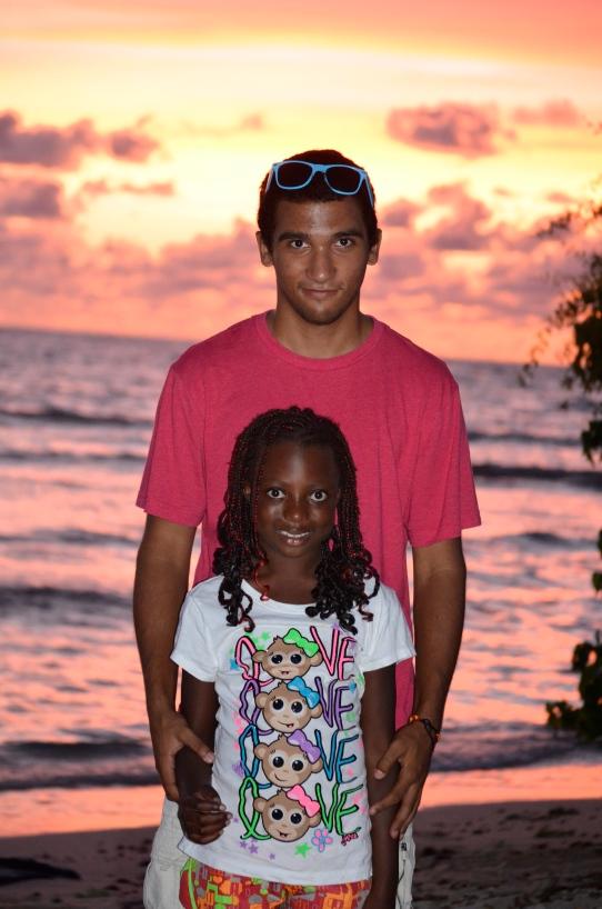 elias and nic sunset tob