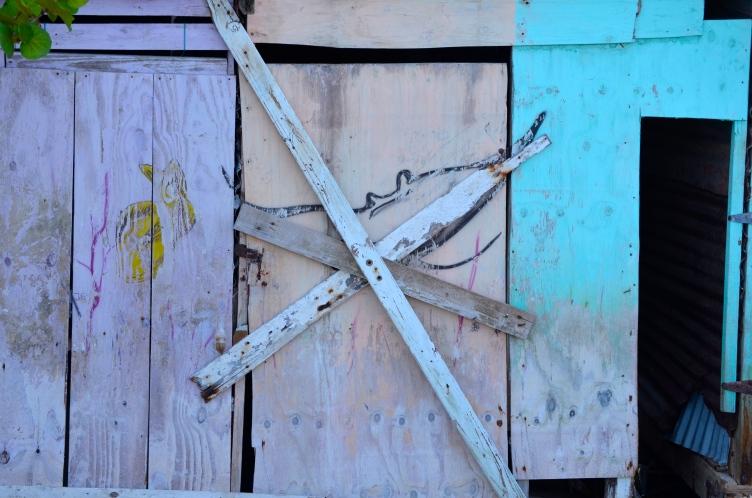 shack mural