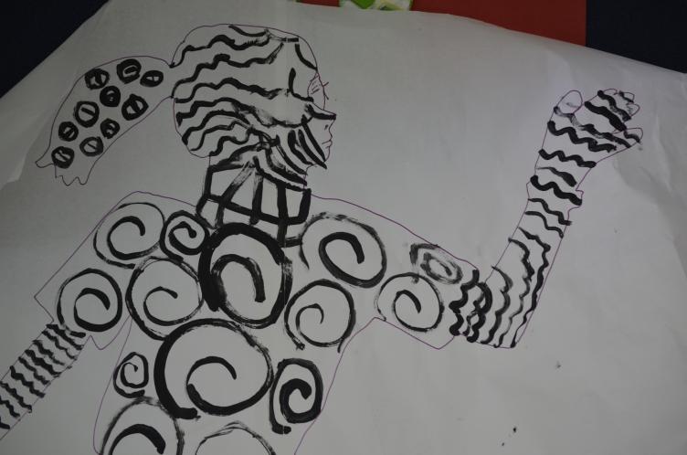 ponytail pattern