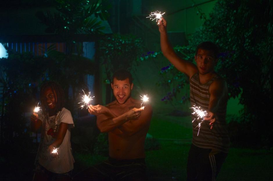 sparklerskar