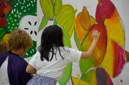 mural mangos
